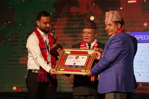 Entrepreneur ICT Award 2019, Amit Agrawal, Khalti