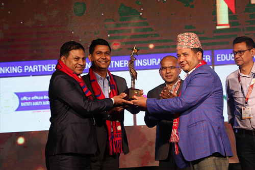 Product ICT Award 2019, Mediflow System and Services
