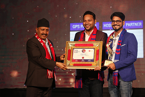 Startup ICT Award 2019, e-Digital Nepal Pvt. Ltd.